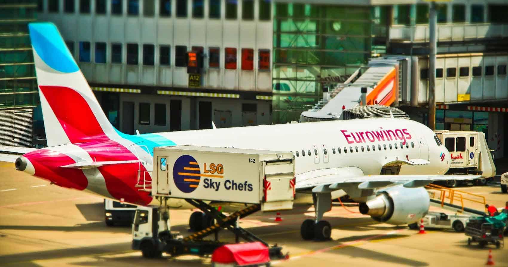 eurowings schalter düsseldorf