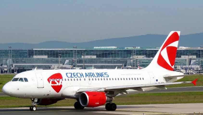 Czech Airlines Bewertung